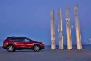 While the company posted a loss due to special charges, Chrysler's net revenue increased in part because of strong sales of the Jeep Cherokee.