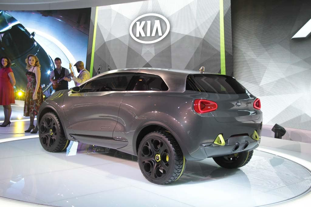The Original Kia Niro Concept