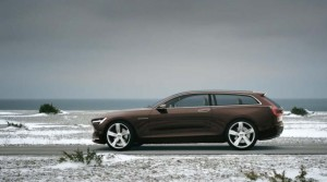 Volvo debuts the third in its trilogy of concept vehicles at the Geneva Motor Show: the Volvo Concept Estate.
