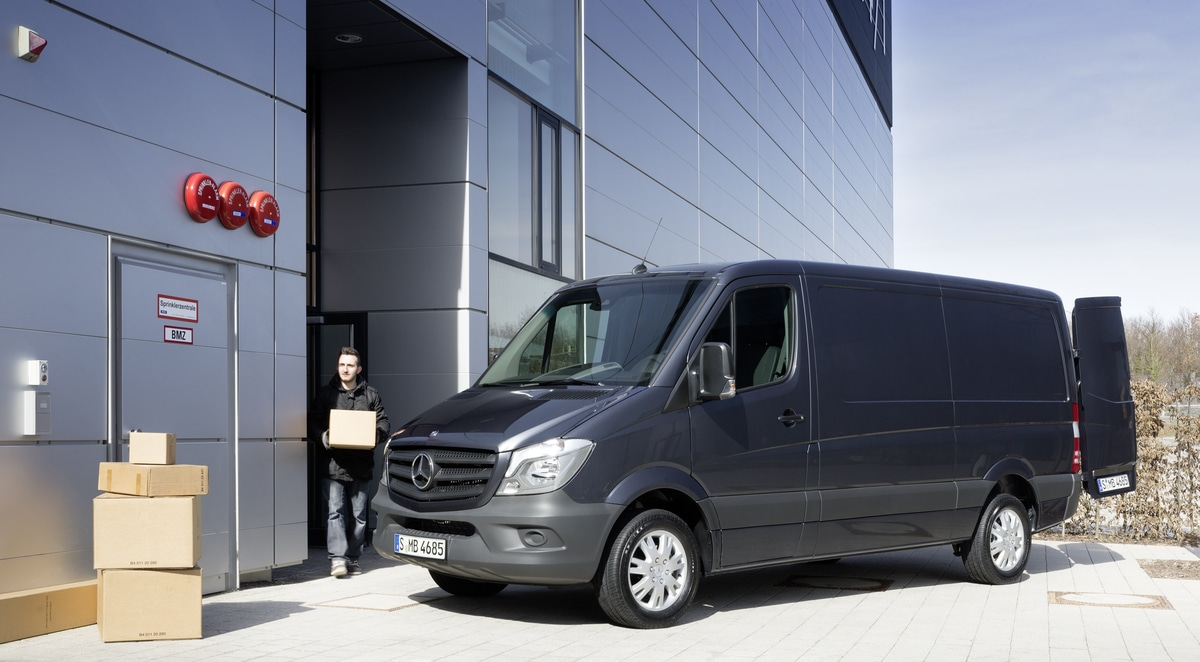 Mercedes-Benz Mulls Expanding Sprinter Line-up in US