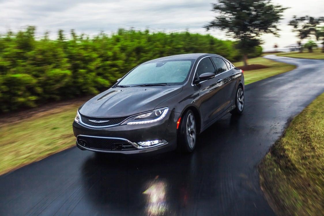 Chrysler the Latest Maker to Add Stop/Start Technology