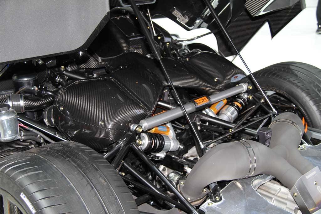 Koenigsegg Agera One 1 Smashes Through 1300 Hp Barrier