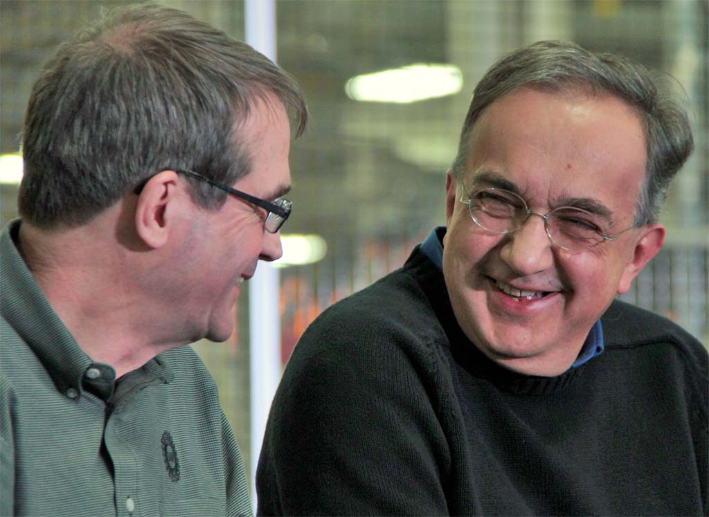 Marchionne Hires Consultants to Review FCA Recalls