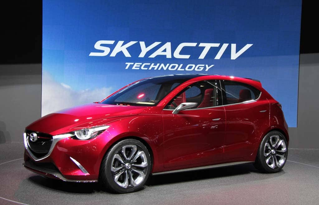 "Hazumi Concept ""Foreshadows"" Maker\'s Next Mazda2 Mazda Hazumi ..."