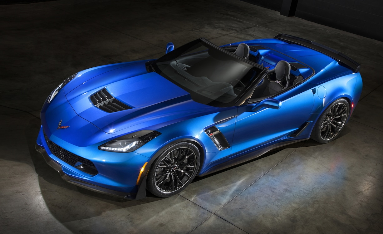 turns loose the latest z06 convertible 2015 chevrolet corvette z06. Cars Review. Best American Auto & Cars Review
