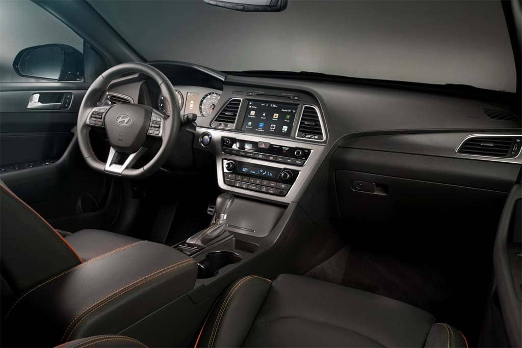 2015 hyundai sonata interior 2015 hyundai sonata interior. Black Bedroom Furniture Sets. Home Design Ideas