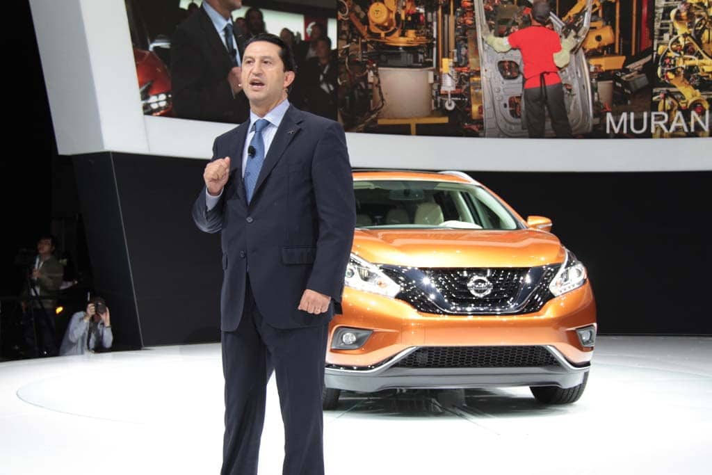 Nissan Shake-Up Claims First Victim: Former US CEO Muñoz