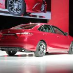 The 2015 Toyota Camry received a radical redesign rather than the staid, minor refresh that typically comes mid-cycle.
