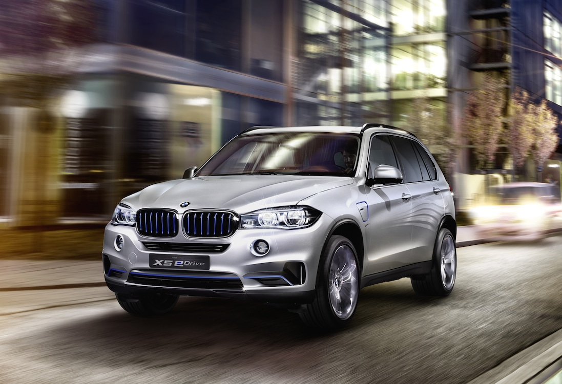bmw powers up with concept x5 edrive plug in hybrid bmw x5 edrive. Black Bedroom Furniture Sets. Home Design Ideas