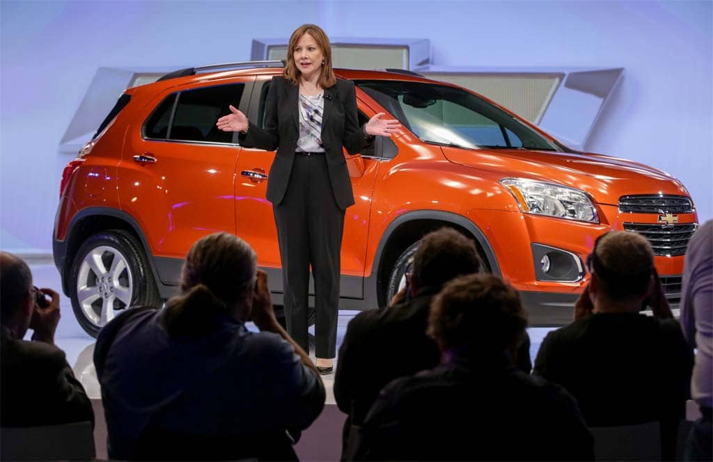 Chevrolet Makes Trax For Ny Chevrolet Trax With Mary