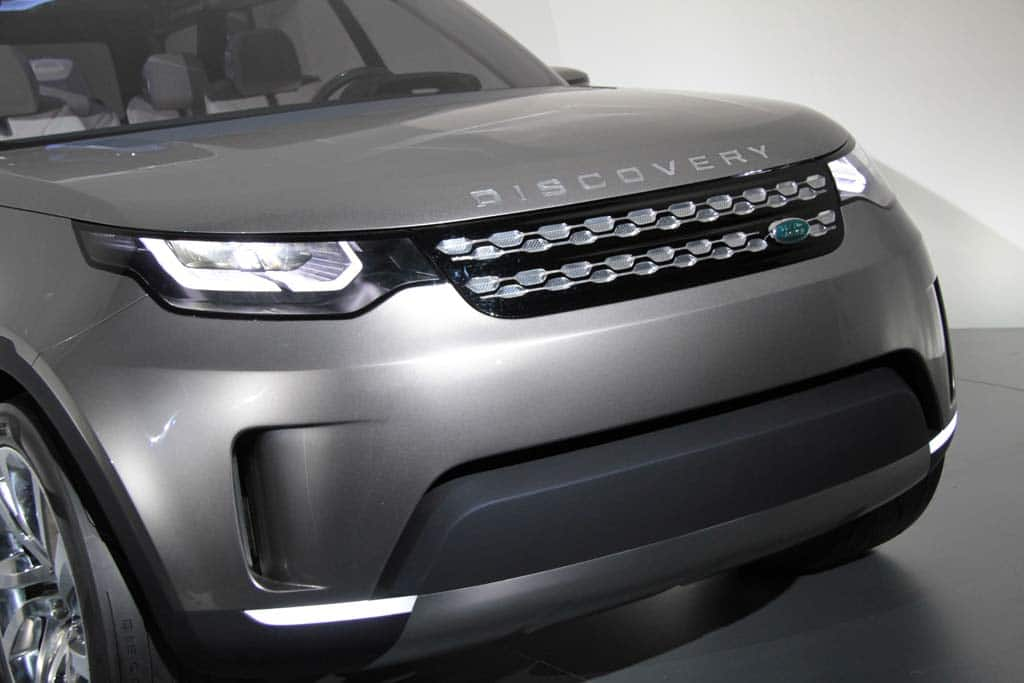 Land Rover Confirms New Suv Will Be Named Discovery Sport Land Rover