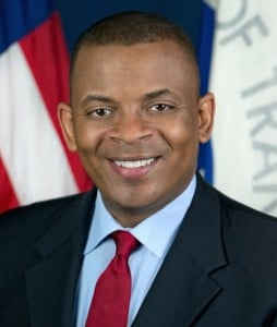 Transportation Secretary Anthony Foxx may compel Takata and the automakers with the supplier's faulty airbags in its recalled vehicles to speed up the replacement process.