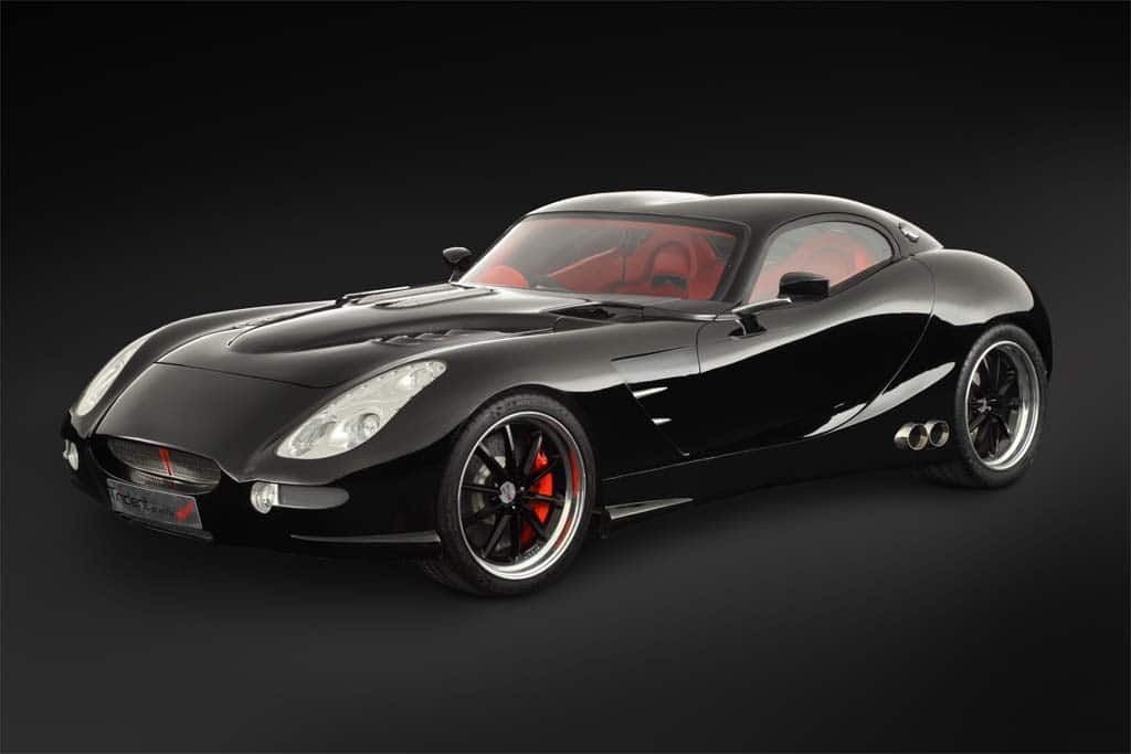 Trident Lays Claims to World's Fastest Diesel Sports Car