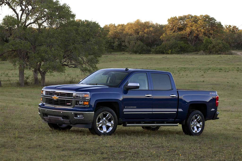 NHTSA Probing 2 7M GM Trucks, Utes for Brake Problem