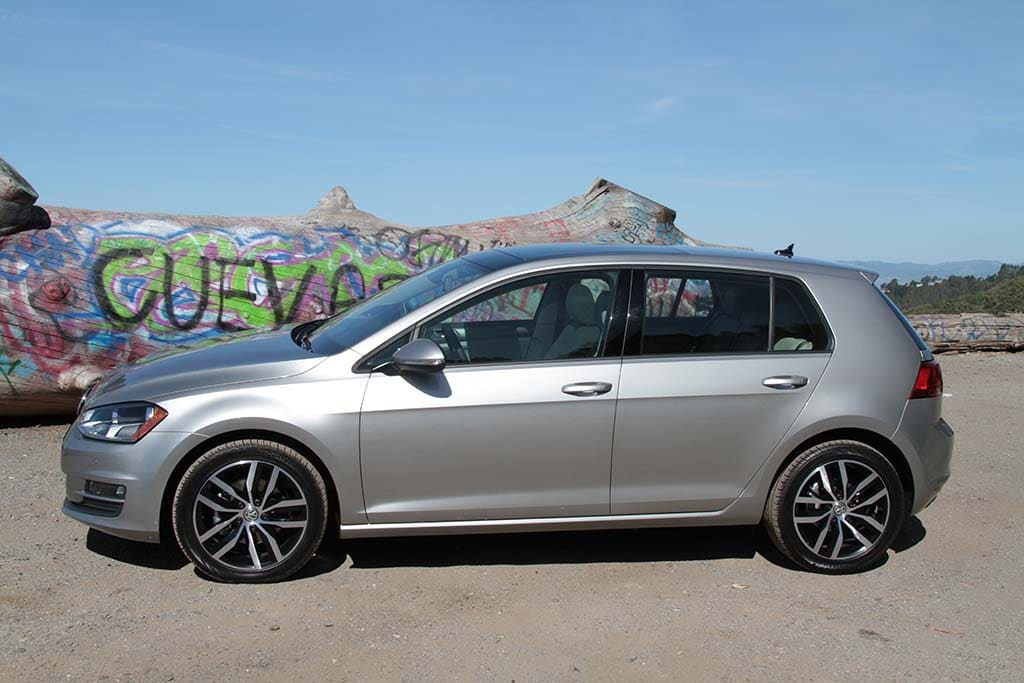 First Drive 2015 Volkswagen Golf And Gti