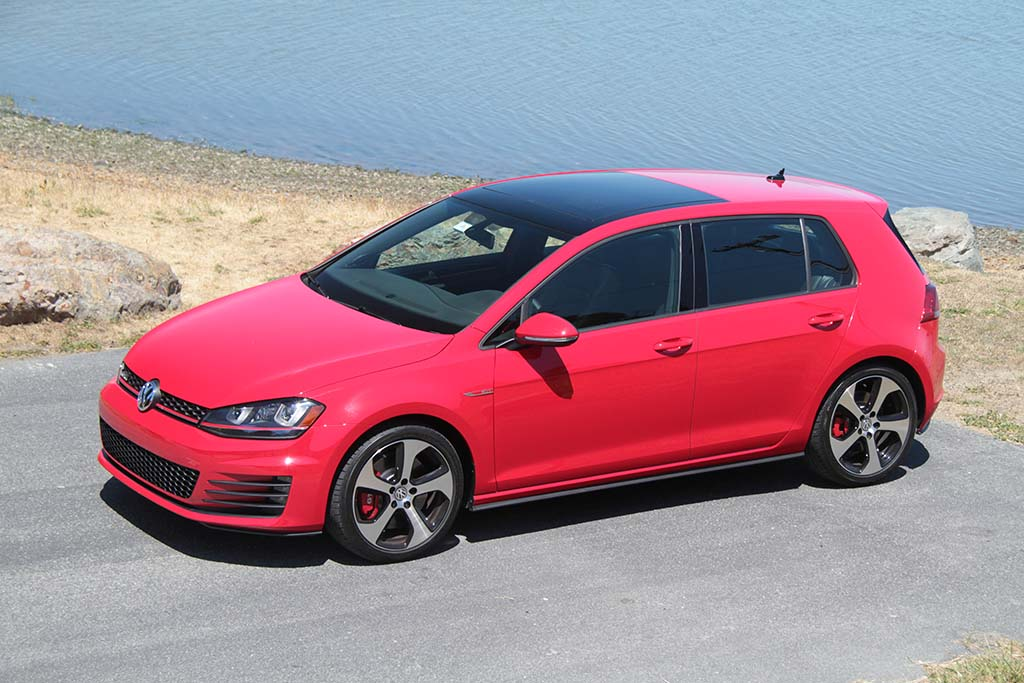 Volkswagen Issues Stop Sale Order For 2015 Golf Gti 2015