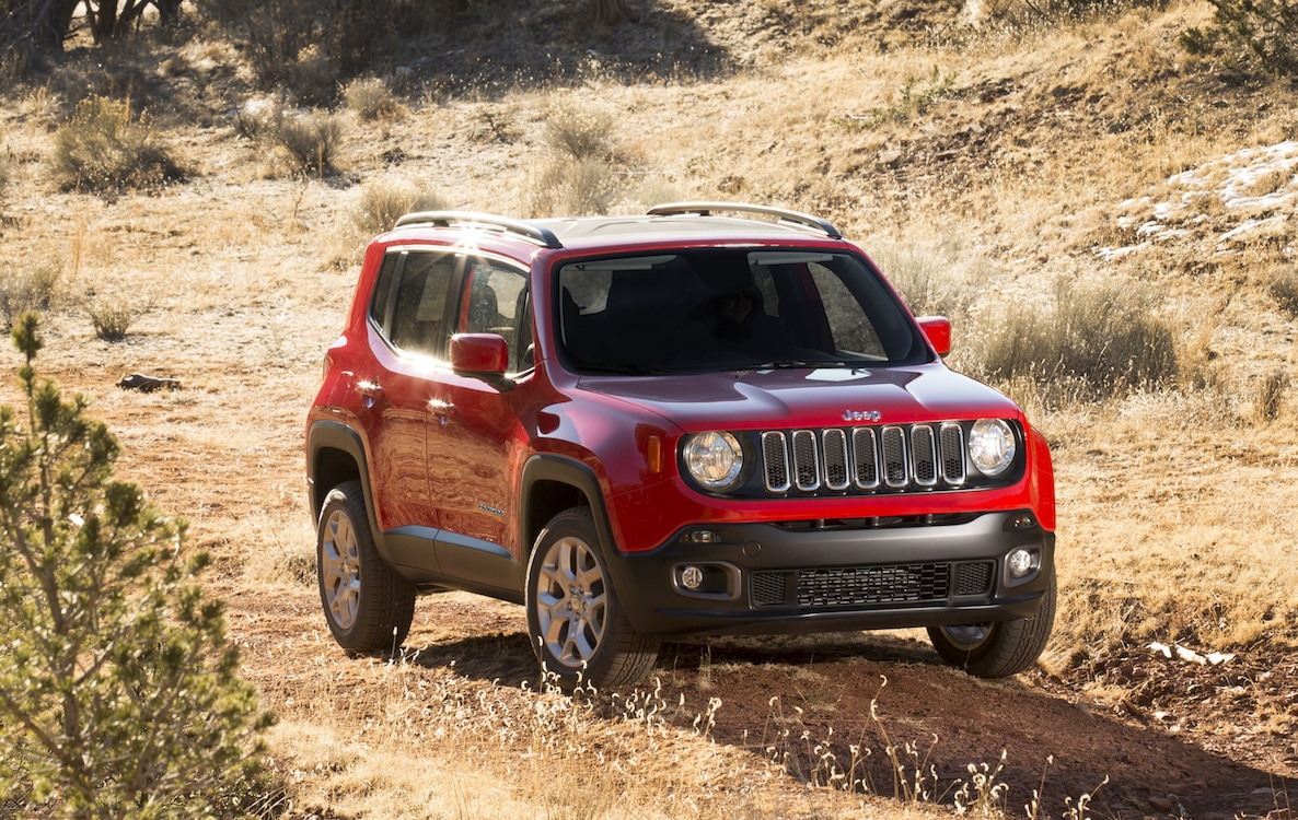 Jeep Closing in on 1-Million Unit Sales Mark