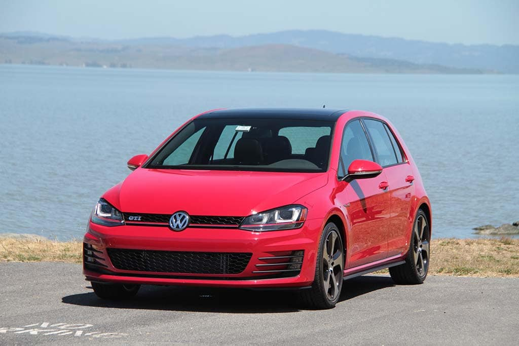 First Drive 2015 Volkswagen Golf and GTI  TheDetroitBureaucom