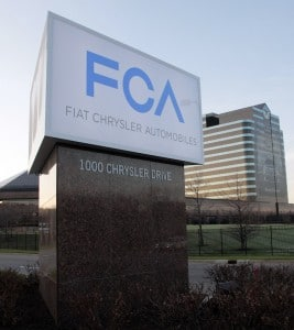 Fiat Chrysler reported net income of $1.1 billion for the third quarter — a 52% increase.