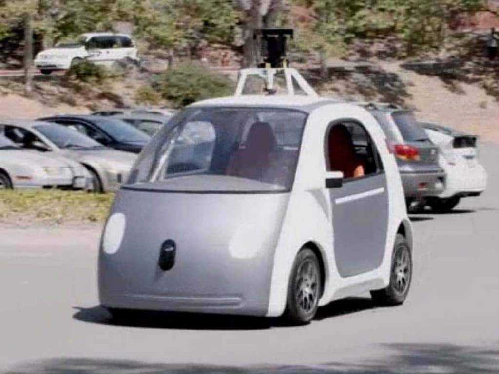 Google Planning to Build 100 Self-Driving Cars | TheDetroitBureau.com