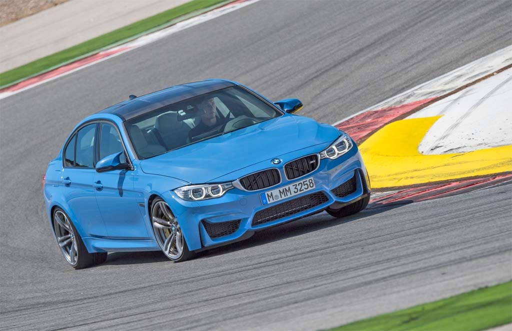 First Drive: 2015 BMW M3 and M4