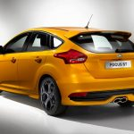 The new Ford Focus ST puts out 252 horsepower and the company has sold more than 140,000 of the pocket rockets globally.