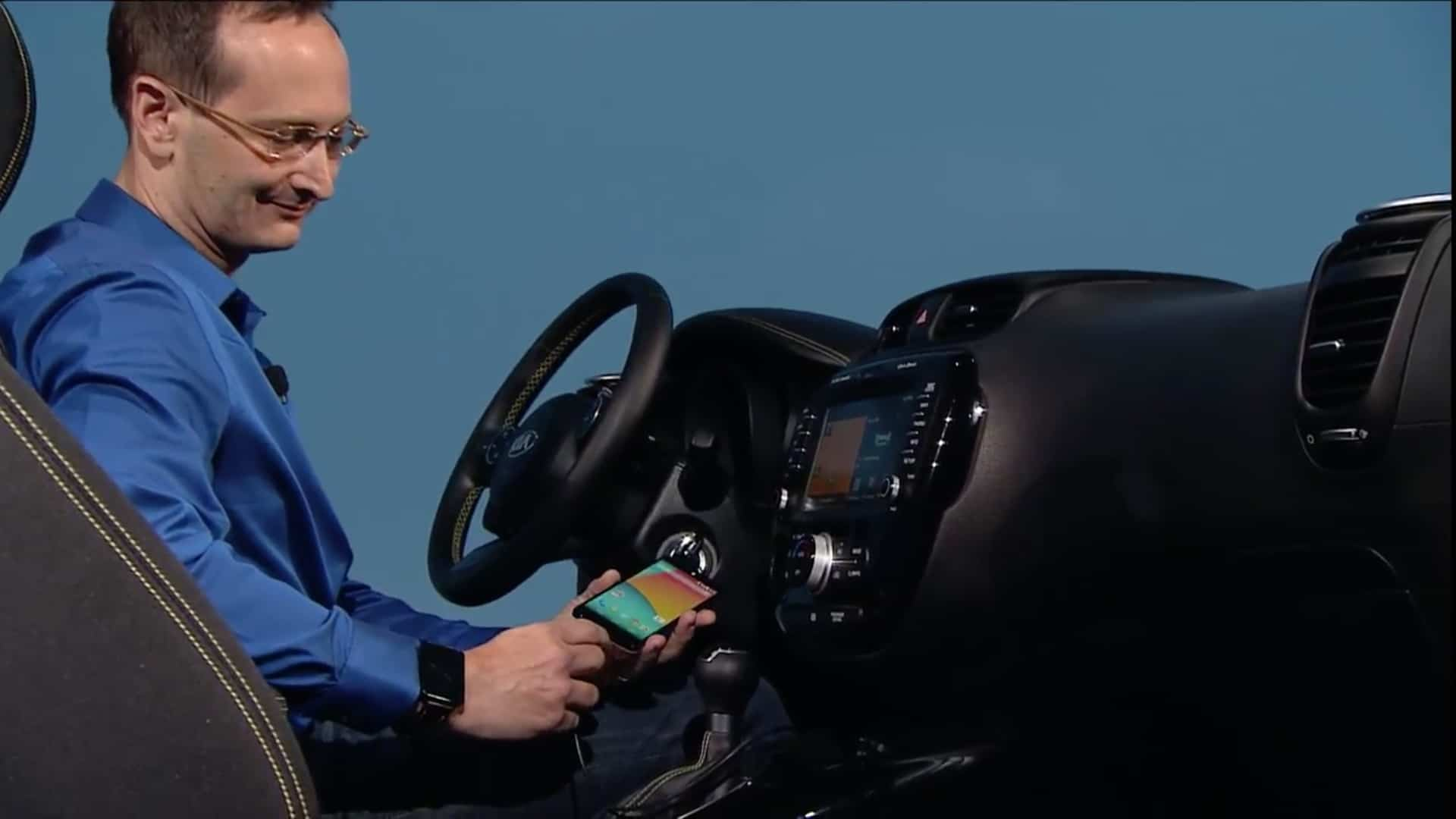 Google Unveils Android Auto Infotainment System