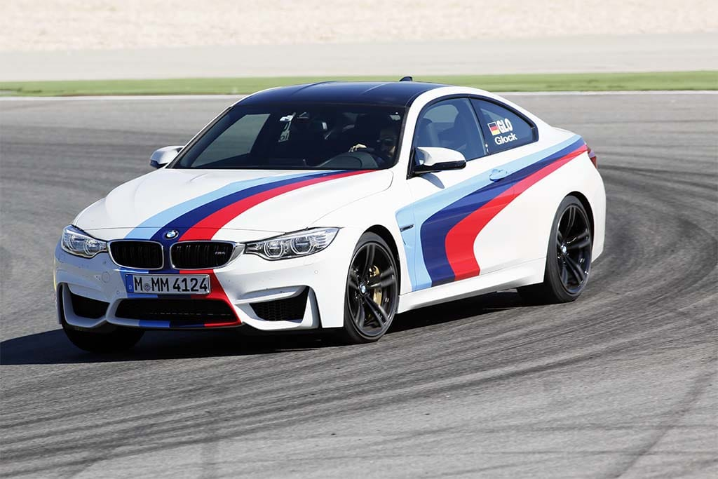 Bmw Drivers Will Get The Chance To Gopro Bmw M4 Race Car