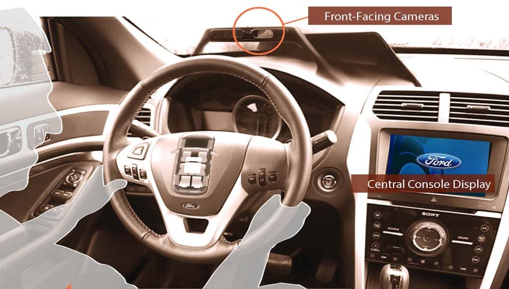 Ford Mobii App Could Let Owners View Interior of Their Vehicles Remotely