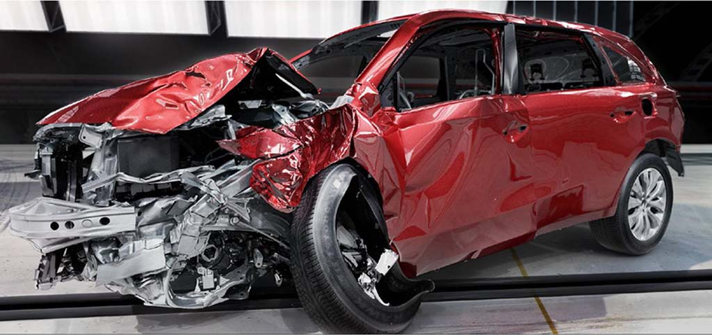 3D System Helps Honda Accurately Simulate Crash Tests