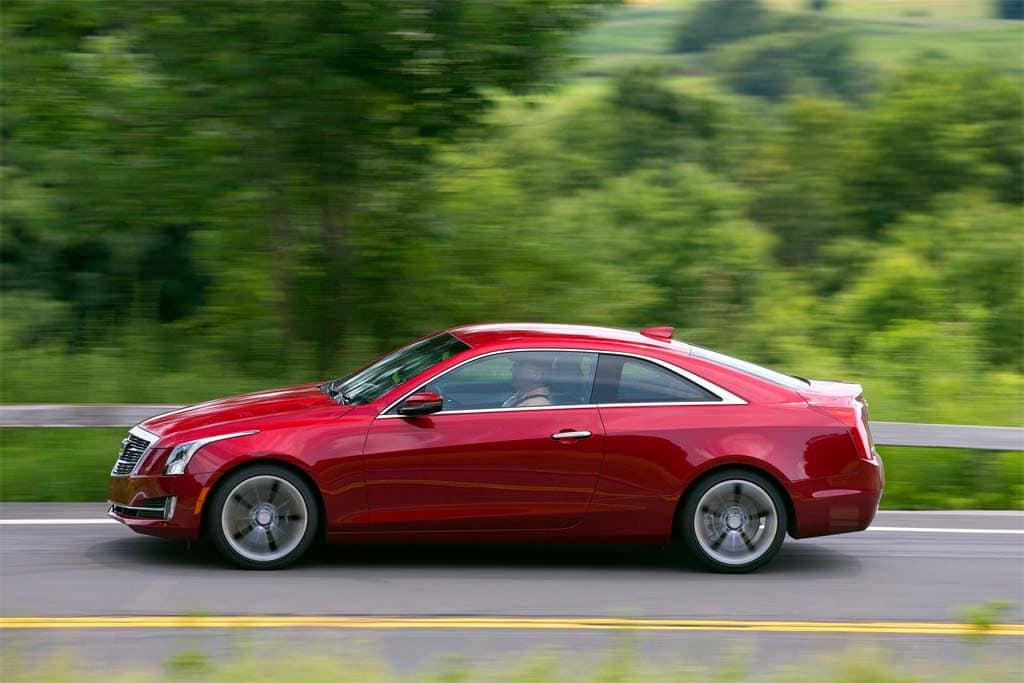 Cadillac to Reveal New ATS-V at LA Auto Show