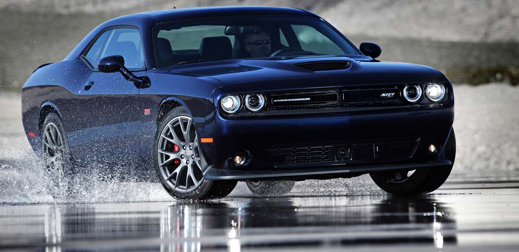 Dodge Challenger Hellcat Opens Up New Muscle Car Era