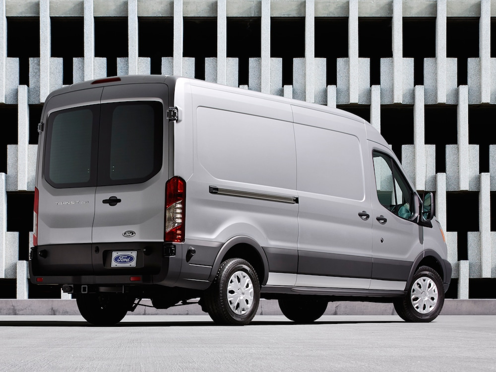 Ford Recalls 402K Transits Due to Drive Shaft Problem