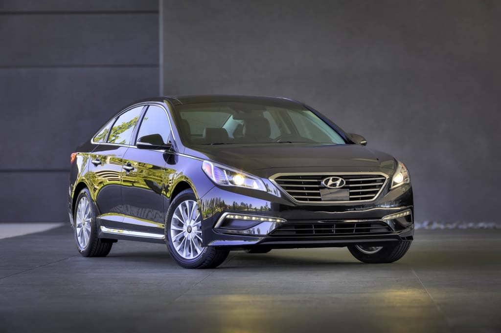 Hyundai Tells Drivers to Park 2015 Sonata