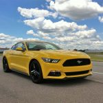 The 2015 Ford Mustang celebrates 50 years of the legendary pony car with improvements in almost every aspect of the car.