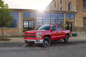 The Silverado help Chevrolet to a 9% increase in retail sales last month.