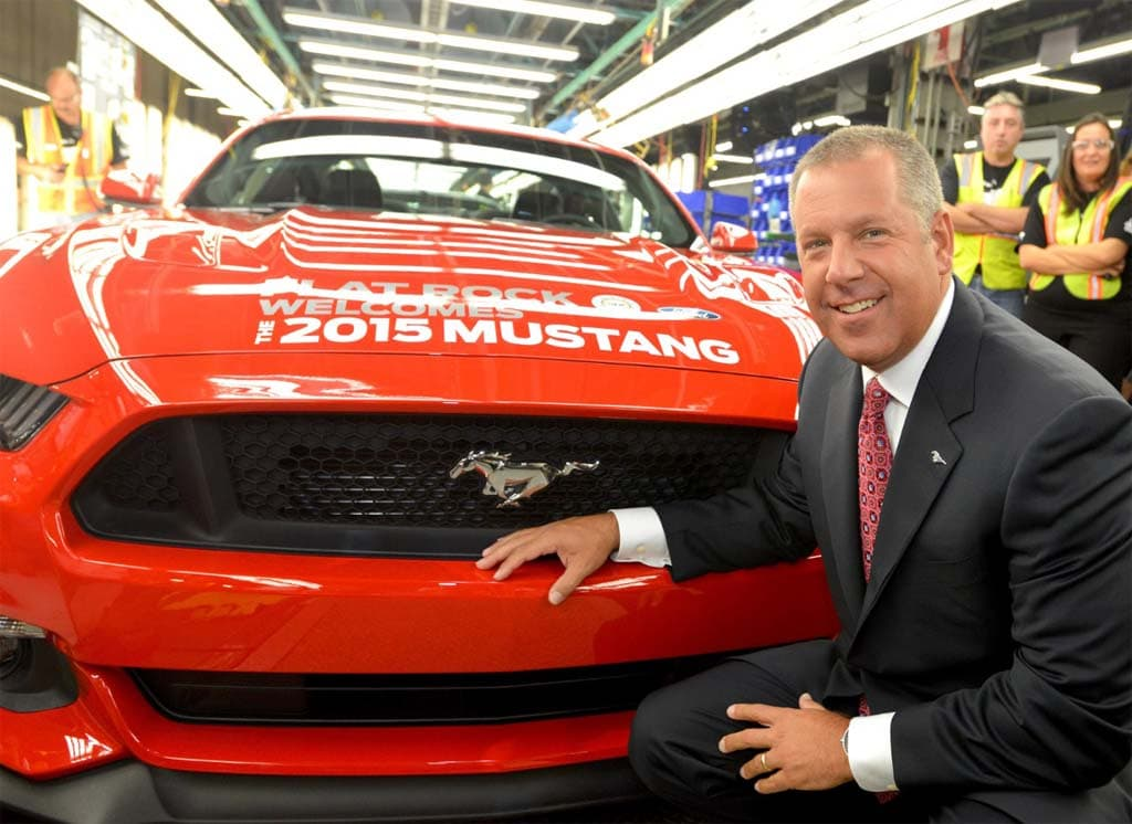 Overseas Markets Clamoring for New Mustang, Ford Officials Claim