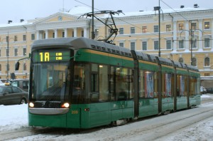 Helsinki is considering a plan that would severely limit private ownership of cars, but allow greater flexibility in its public transportation in the city limits.