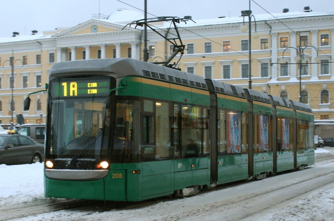 Privately Owned Cars Could Vanish Under Ambitious Helsinki Plan Helsinki Finland streetcar ...