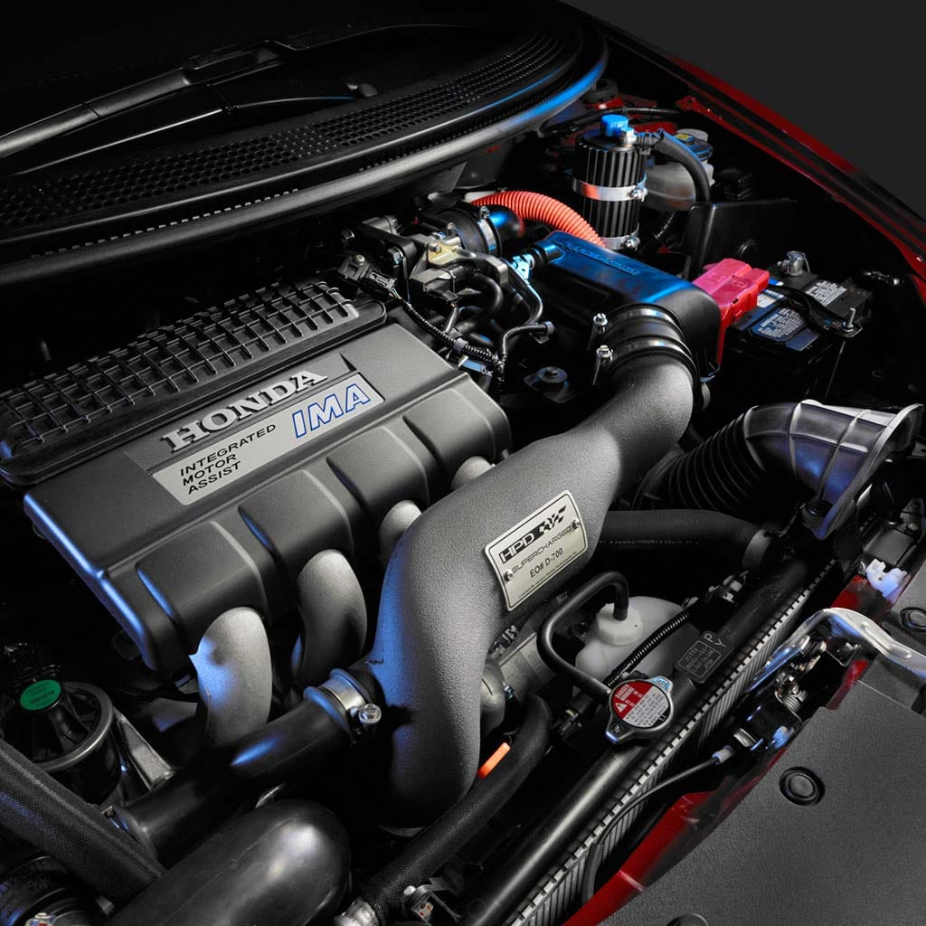 2011 Honda Accord Supercharger Kit: Sport Hybrid Gives Muscle Honda CR-Z Long Needed