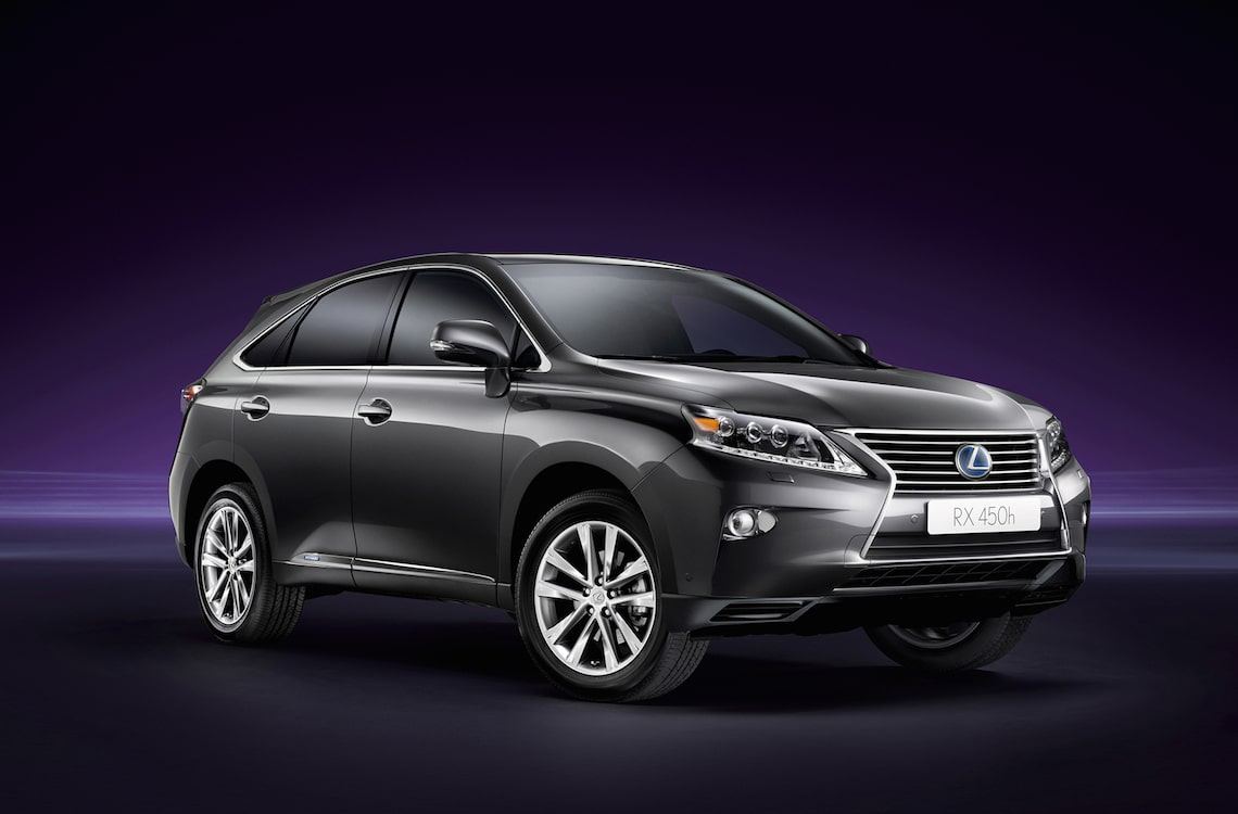 Lexus Takes Top Three Spots for Worry-Free Ownership