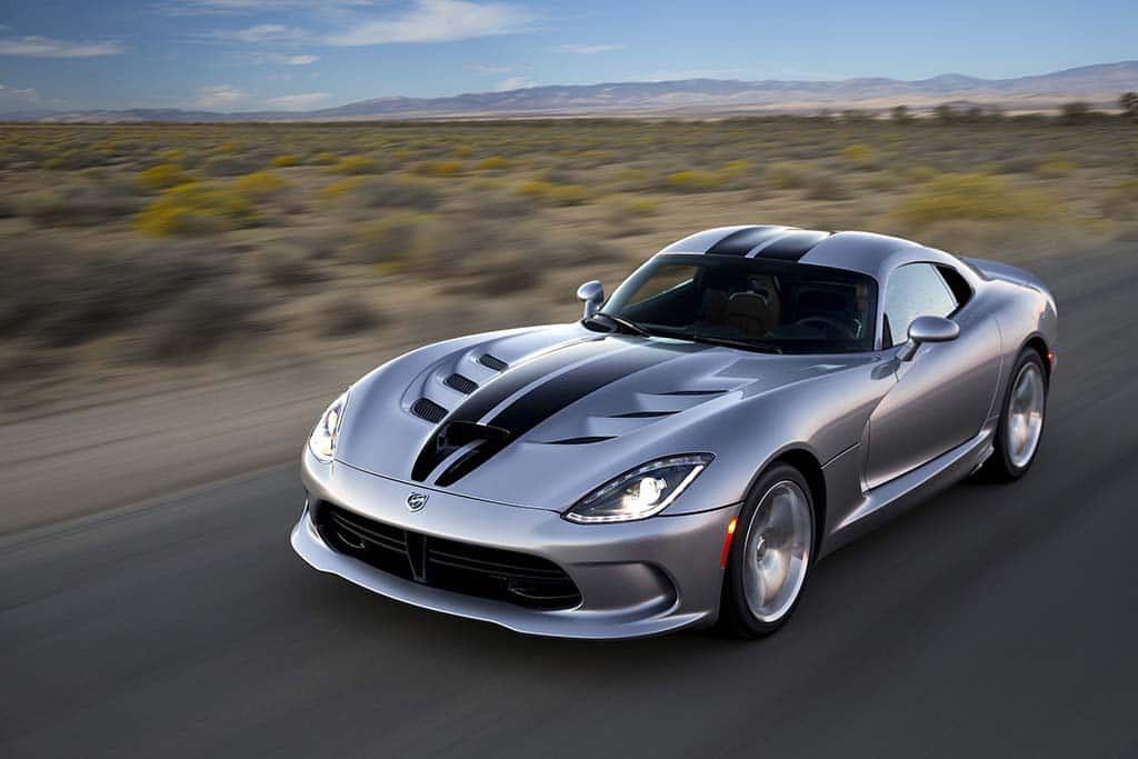 Dodge Restarting Viper Production in November