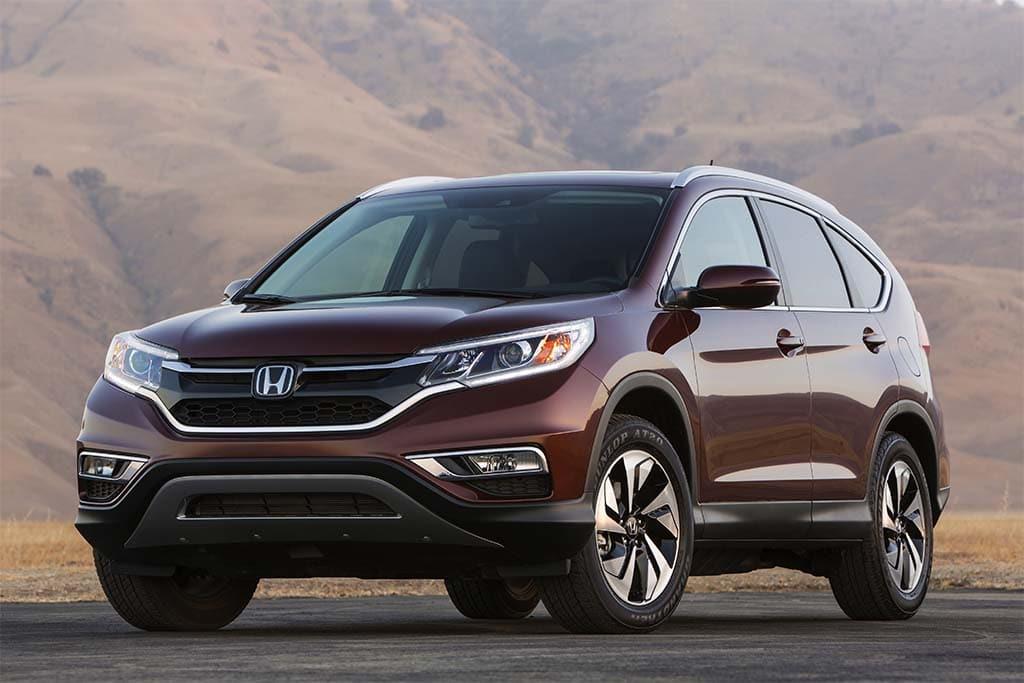 Honda Reveals New 2015 CR-V   TheDetroitBureau.com