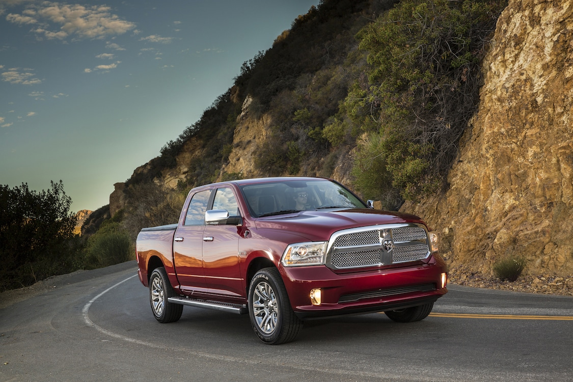 Chrysler Doubling Output of Diesel-Powered Rams