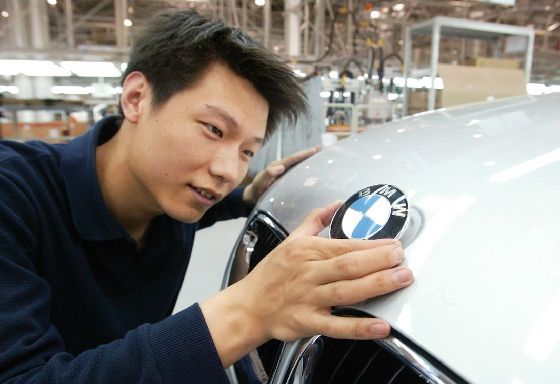 BMW is looking to expand its presence in China to build EVs potentially with Great Wall Motors