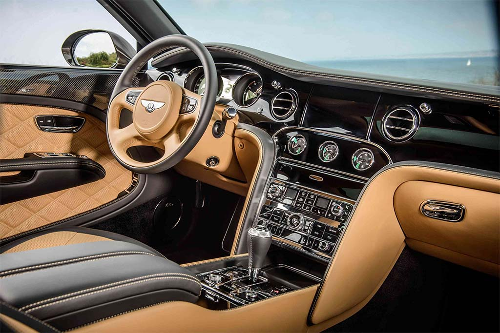 Watch Out Ferrari Here Comes The Bentley Mulsanne Speed