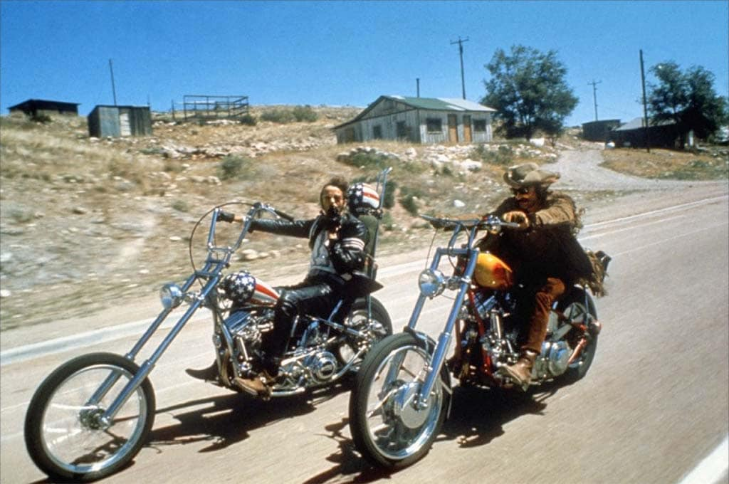 easy rider and the counterculture essay We will write a custom essay sample on  easy rider has been influential in not only the reinforcement of counterculture hippiedom,.