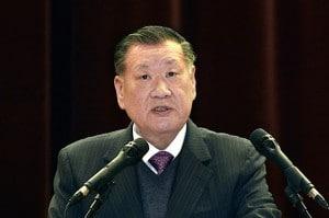 Hyundai Motor Group Chairman Mong-Koo Chung.