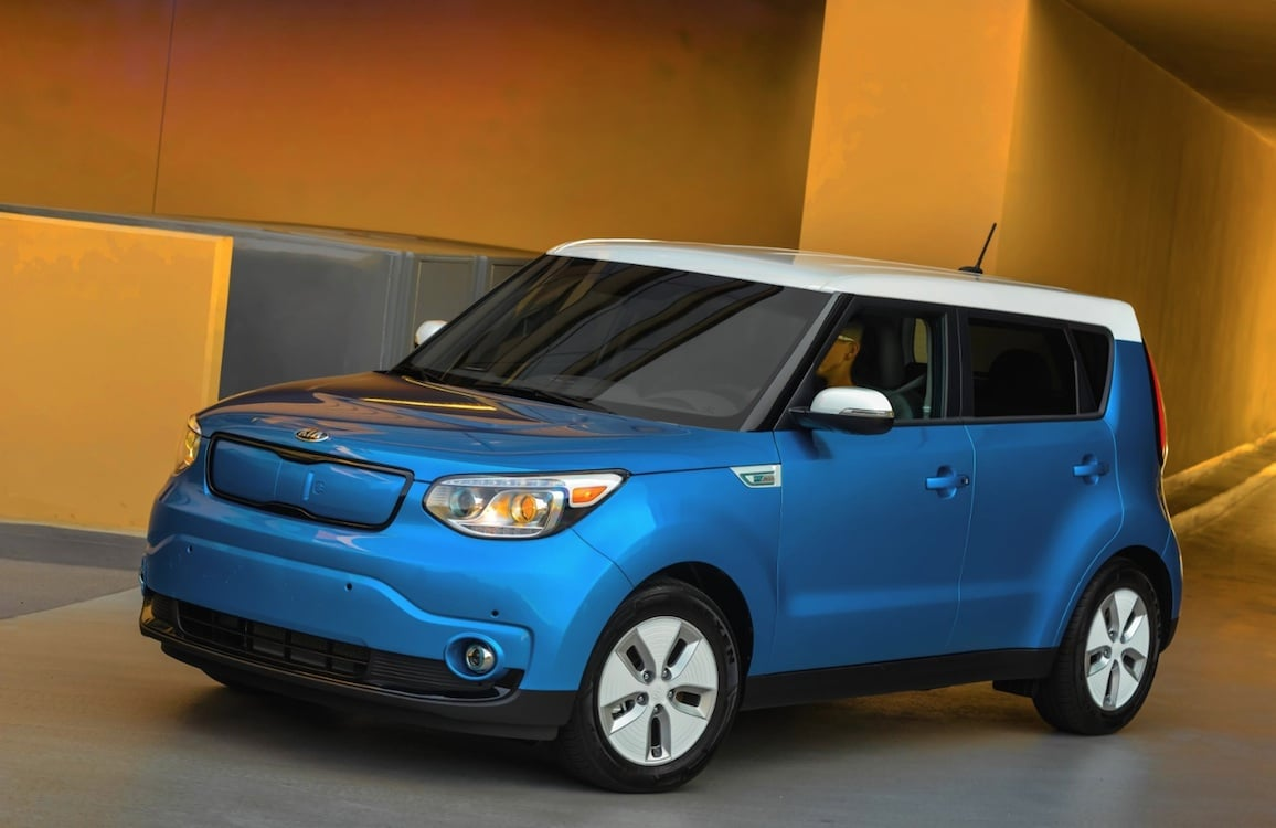 kia jumps into affordable lease fray with new soul ev kia. Black Bedroom Furniture Sets. Home Design Ideas