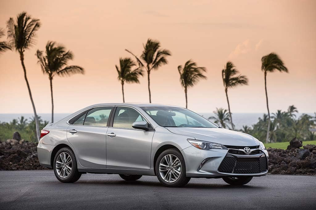 First Drive: 2015 Toyota Camry 2015 Toyota Camry XSE ...